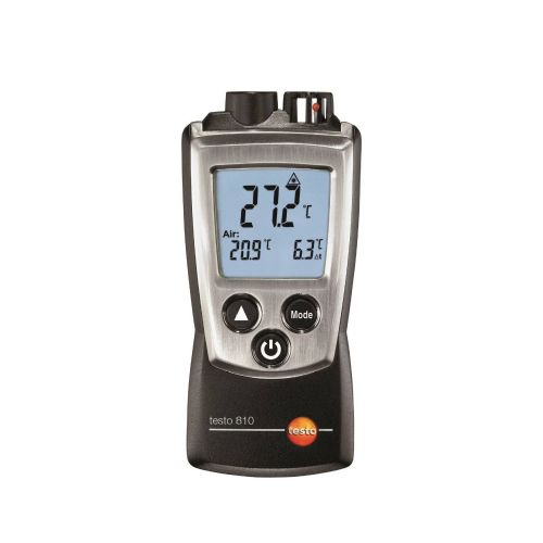 Testo 810 2 Channel Infrared Air Thermometer 0560 0810